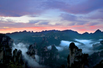 3-Days-Private tour to Zhangjiajie national park and Tianmen moutain plus Glass walk