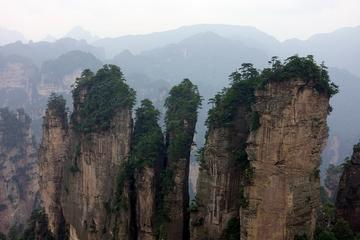 4-Day-3-Night Zhangjiajie Private Hiking Tour Combo Package