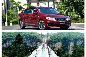 Entrance Tickets to Grand Canyon & Glass Bridge with Private Car Transfer From Zhangjiajie city hotel  (Round Trip )