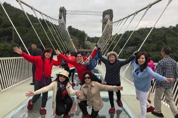 Excursión privada: Puente de cristal...