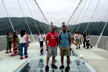 Private Day Tour to Zhangjiajie National Park(Avatar mountain) & Glass  bridge