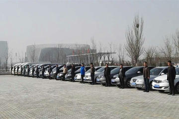 Private Airport Shuttle Transfer Between Yinchuan Hedong Airport and Yinchuan City