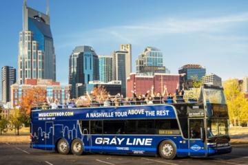 Music City Hop on  and Hop Off Tour