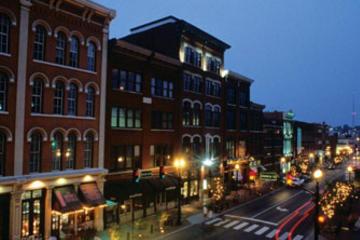 Downtown Nashville at Night*