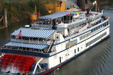 Book Nashville Showboat Lunch or Dinner Cruise on the General Jackson on Viator