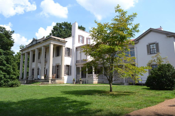 Tennessee histórico: Plantaciones y presidentes sureños