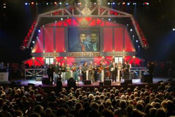 Ticket für die Grand Ole Opry Radio...