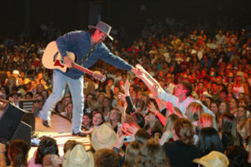 Trace Adkins at the Grand Ole Opry*
