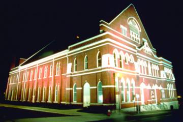Tour des lumières de la saison des fêtes à Nashville avec Lotz House