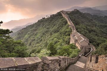 Beijing layover tour to the Mutianyu Great Wall and Forbidden city