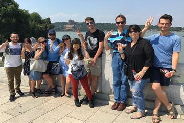 Beijing one day private tour to Summer palace and  Stone flower cave