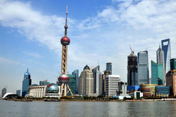 Classic Shanghai City Sightseeing One Day Small Group Tour