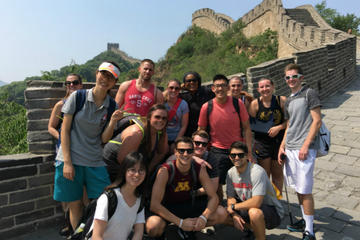 One Day Coach Tour to Badaling Great Wall and Ming Tomb
