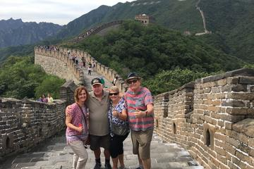 The Mutianyu Great Wall and China dream stone unforgettable day private tour