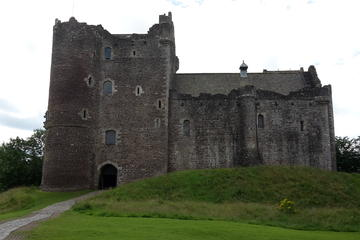 Day Trip to Doune Castle the Trossachs and Loch Lomond in a Private...