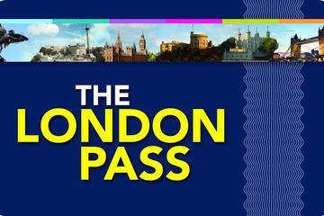 ロンドンパスには乗り降り自由のバスツアーと60以上のアトラクション入場が含ま…