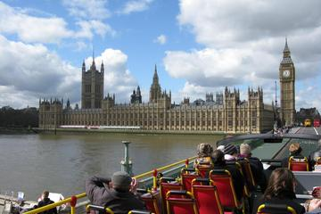 London Pass Including Hop-On Hop-Off Tour