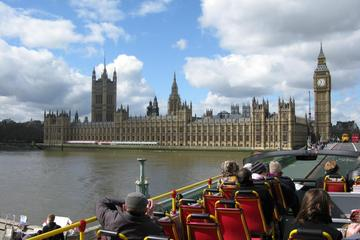 London Pass inclusief hop-on hop-off tour