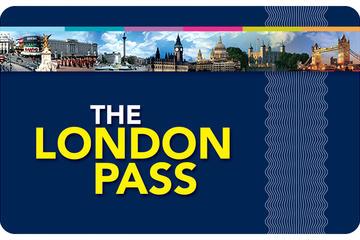Pass pour Londres, y compris un circuit en bus à arrêts multiples