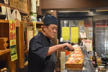 Evening Food Tour of Osaka