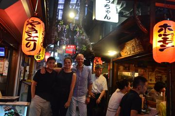 Kabukicho Izakaya Food Tour and...