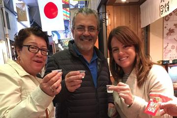 Small-Group Guided Evening Food Tour of Osaka