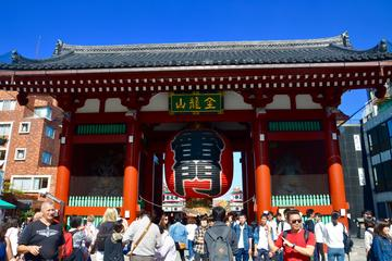 Small-Group Walking Asakusa Food Tour with Lunch