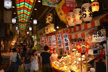 Walking Food Tour of the Nishiki Market in Kyoto