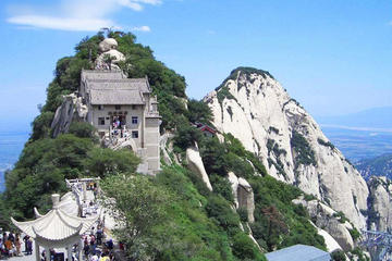 Mt Huashan Private Day Tour