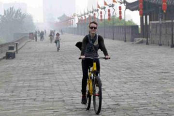 Private One Day Xi'an Walking and Biking Tour Including Lunch