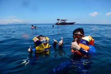 Excursion d'une journée snorkeling sur l'île de Nusa Lembongan