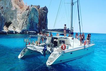 Milos Sailing Tour with Snorkeling