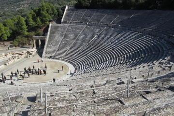 3-tägige Tour durch das klassische Griechenland: Epidauros, Mykene...
