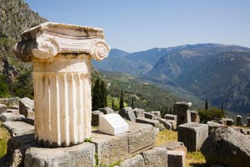 4 días por la Grecia clásica: Epidauro, Micenas, Olimpia, Delfos...