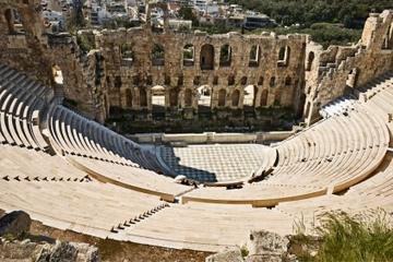 Atenas supereconômica: passeio...