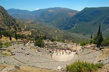 Excursión de un día a Delfos desde Atenas
