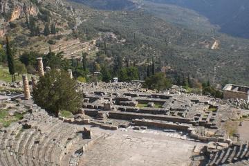 Excursion de deux jours à Delphes, au...