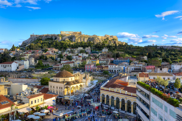 Expérience de 2nuits à Athènes...
