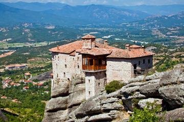 Gran tour de 7 días por Grecia: Olimpia, Delfos, Meteora, Tesalónica...