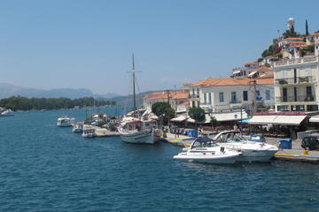 Heldagssejltur til Hydra, Poros og Ægina fra Athen med valgfri...