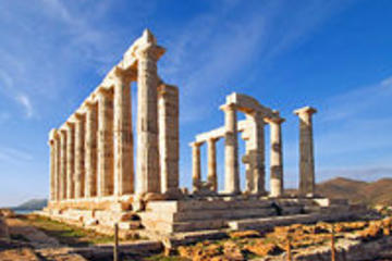 Kaap Soenion en de Poseidontempel (halfdaagse trip vanuit Athene)