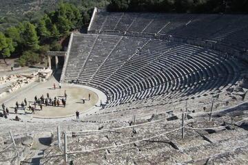 Recorrido turístico de 3 días por la Grecia clásica: Epidauro...