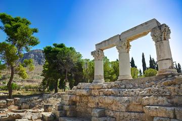 Trip van een halve dag naar Korinthe vanuit Athene