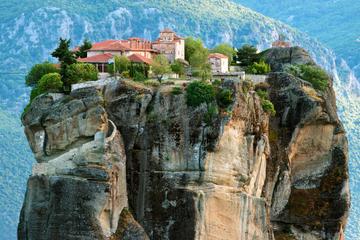 Viagem de três dias para Delfos e...