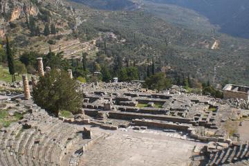 Viaje de 2 días a Delfos desde Atenas