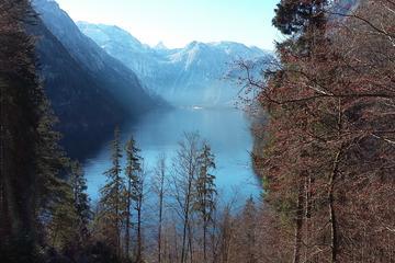 Recorrido privado por los Alpes...