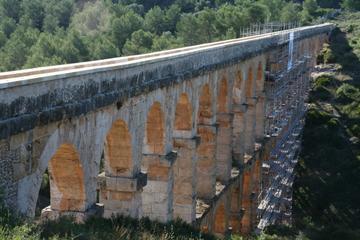 Escapada de un día para grupos pequeños a Tarragona y Sitges desde...