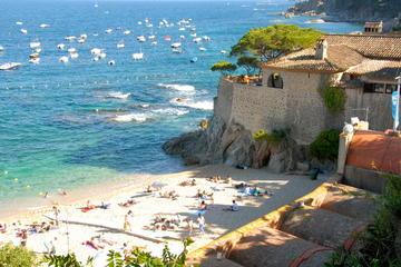 Excursion d'une journée en petit groupe à Gérone et Costa Brava au...