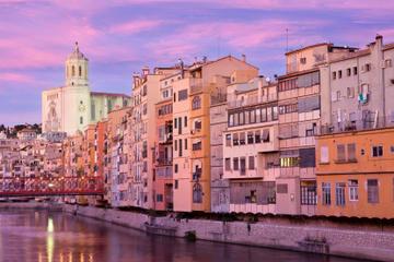 Gita giornaliera privata a Girona e