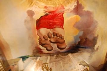 Salvador Dalí-Museum, Figueres und...